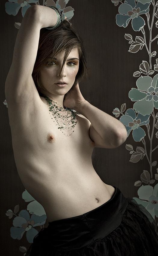 Model Hannah Ashley